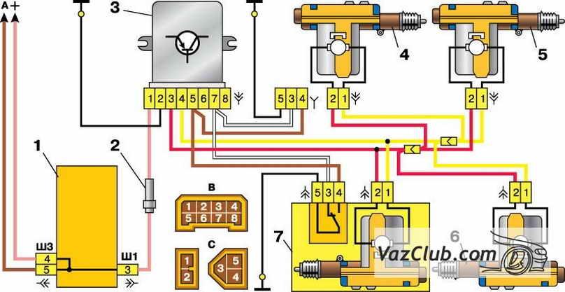 Мотор-редуктор стеклоочистителя | Junyuan Auto Parts