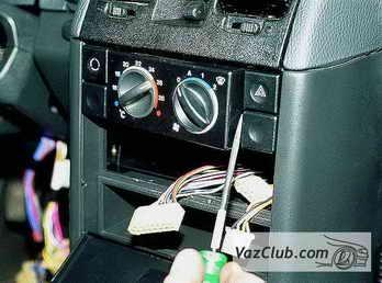 контроллер отопителя ваз 2110, ваз 2111, ваз 2112