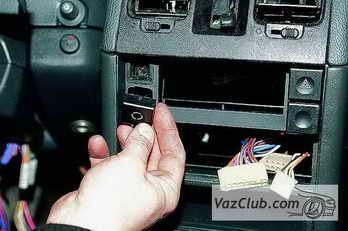 кнопка выключателя ваз 2110