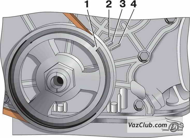 Схема вмт на ваз 2107