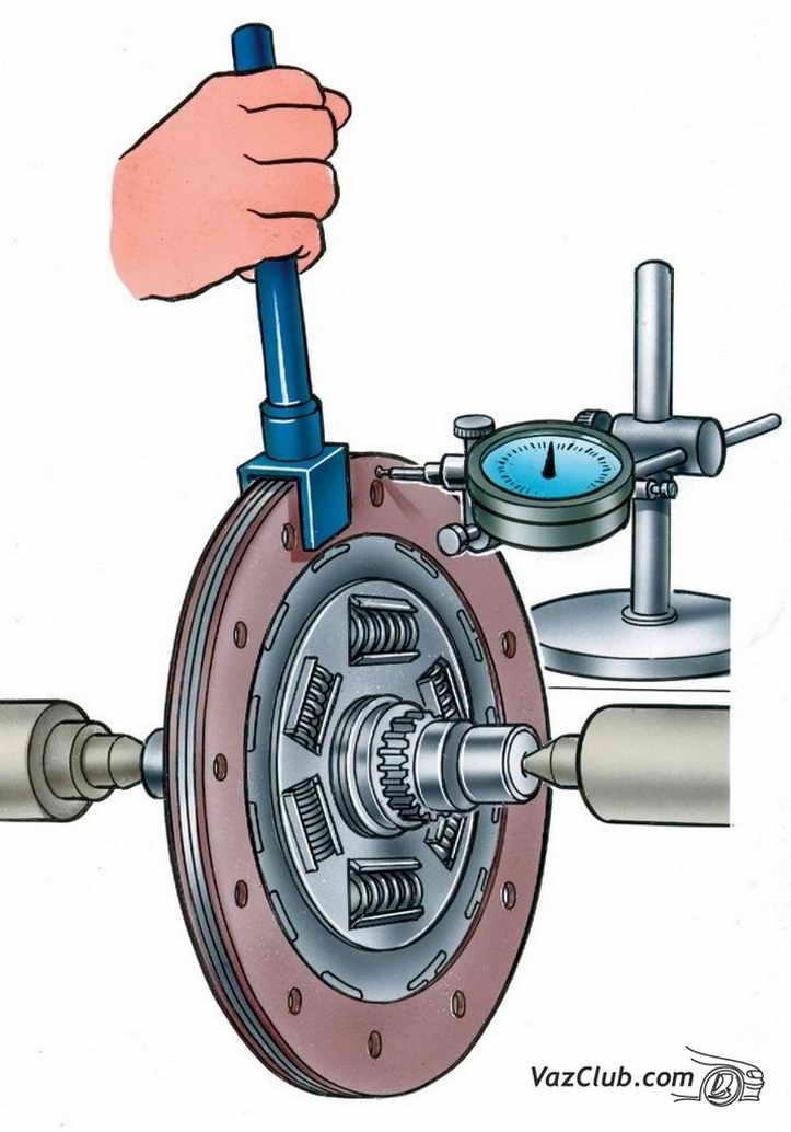 устройство и ремонт двигателя ваз 2106