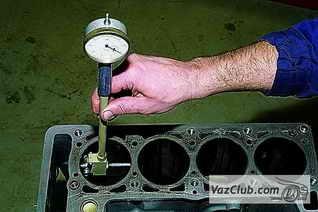 диаметр цилиндра двигателя