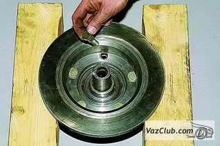 Замена ступичных подшипников ваз 21214
