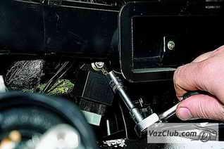 ремонт крана отопителя ваз 21214 нива