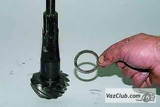 регулировочное кольцо шестерни