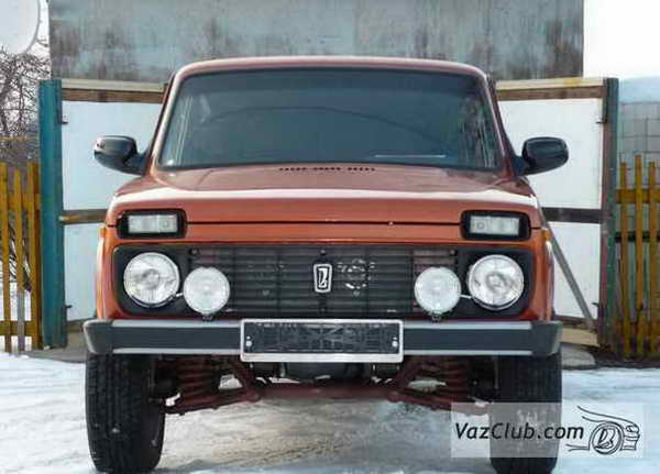 �� ������� �� ������������ | Chevrolet Niva, VAZ 2131 / ���� ...