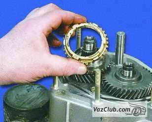 кольцо синхронизатора передачи