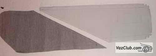изготовление обивки на дверь ваз 2108
