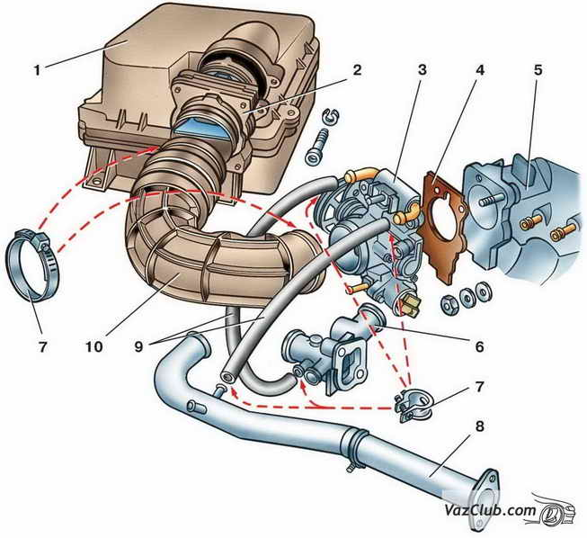 книга ремонт двигателя ваз 2114 #13