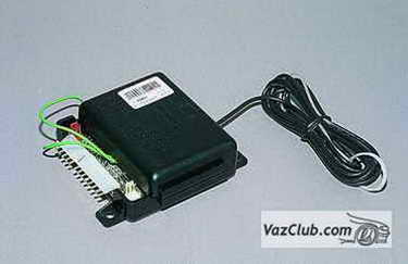 блок управления сигнализацией ваз 2113