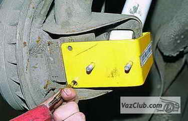 стабилизатор поперечной устойчивости задней подвески ваз 2113