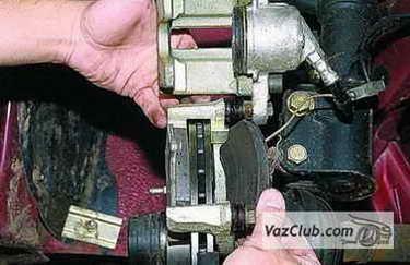 tormoznye diski 20 - Установка вентилируемых тормозных дисков на ваз 2114