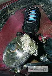 tormoznye diski 22 - Установка вентилируемых тормозных дисков на ваз 2114